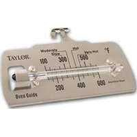 Taylor Oven Thermometer 100 - 600 Deg F 4-7/8'' X 2-1/4''