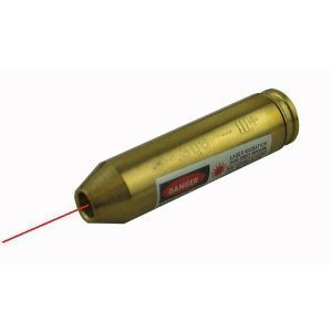 Hunter Select US 308 Winchester 7.62x51mm .243 7mm-08 Remington Caliber Cartridge Laser Bore Sighter - Winchester Cartridge 308