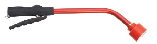 Dramm 12861 Touch-N-Flow Rain Wand 16-Inch Length, Red