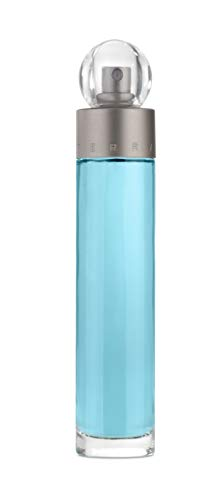 Perry Ellis 360 By Perry Ellis for Men – 4 Pc Gift Set 3.4oz Edt Spray, 6.8oz Deodorizing Body Spray, 3.0oz Shower Gel, 0.25oz Edt Spray, 4count