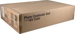 Genuine OEM Color Photoconductor Unit for Ricoh Aficio CL4000DN SP C410DN SP C411DN SPC420DN Gestetner C7526DN P7425DN Savin CLP26DN CLP27DN CLP31DN Type 145 - 402320 - Yield 50,000 pages ()