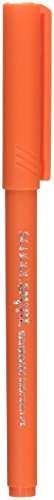 School Smart Felt Tip Pens - Pack of 12- Orange
