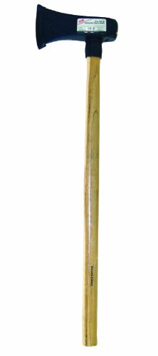 Task Tools T73052 8-Pound Splitting Maul with Hickory Handle by Task Tools (Image #1)