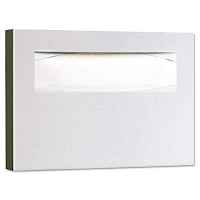 (Bobrick Washroom Equipment B-221 Bobrick Classic Toilet Seat Cover Dispenser Surf - 06-0221)