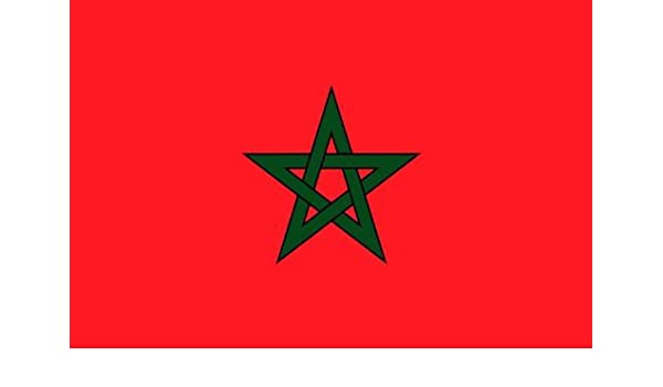 SECRETDRESSING - Bandera FRANCIA ESPAÑA ITALIA R UNIDO E UNIDOS PAKISTÁN PALESTINA ARGENTINA Canadá GHANA DINAMARCA ALEMANIA PORTUGAL - Marruecos: Amazon.es: Deportes y aire libre