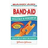 Band-Aid Flexible Fabric Adhesive Bandages, 20 ct