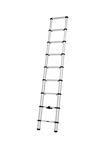 Thule Van Ladder 9 Steps-Silver