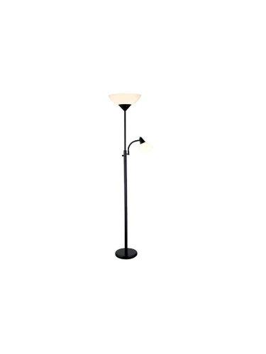 Adesso Piedmont Combo Floor Lamp