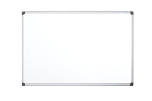 Bi-Office Maya Gridded Magnetic Aluminium Framed_p 150x100cm by Bi-Office (Image #1)