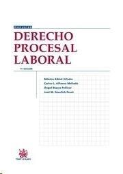 Descargar Libro Derecho Procesal Laboral 11ª Edición 2015 Carlos L. Alfonso Mellado