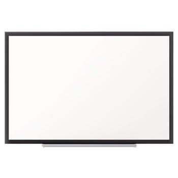 Quartet Melamine White Board, 4 ft x 3 ft, Silver Aluminum Frame (QRTS534)