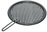 - MAGMA NON-STICK FISH & VEGGIE GRILL Features Convenient Removable Rubber Coated Handle