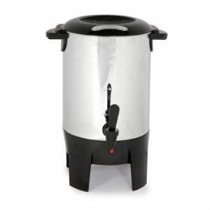 30 cup electric coffee maker - 9