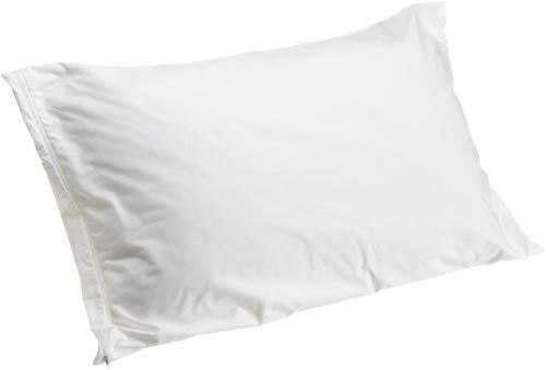 Allersoft Cotton Dust Mite & Allergy Control Queen Pillow Cover Only (pack-2)