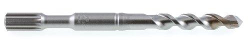 Spline Shank 2 Cutter Hammer Drill Bits Size: 3/4