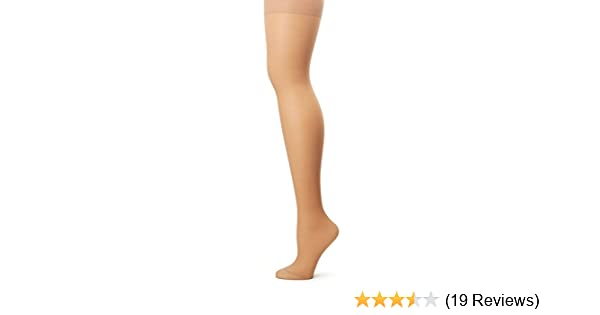157ddec236c Hanes Womens Set of 3 Alive Full Support Control Top RT Pantyhose C ...