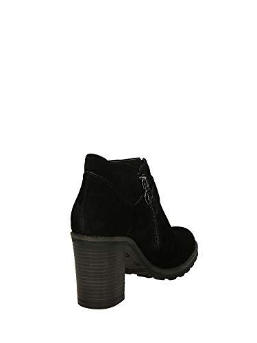 Black Polo s Walika Assn Boots Woman U 76qw06