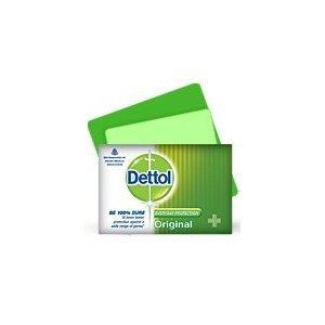 Dettol Original Antibacterial Soap Pack of 6
