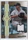 Scott Kazmir #35/50 (Baseball Card) 2007 Ultimate Collection - [Base] - Jersey #92