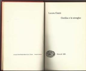 Cecilia e le streghe