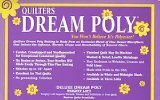 "Quilters Dream POLY Deluxe HighLoft Twin 93"" X 72"""