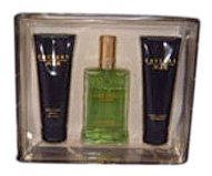 Caesars By Caesar's World For Men. Gift Set ( Cologne Spray 4.0 Oz + Aftershave Balm 3.3 Oz + Hair And Body Shampoo 3.3 Oz).