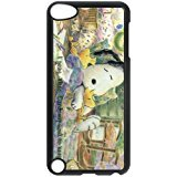 Fayruz- Snoopy Case for iPod Touch 5, 5th - Ipod 5 Generation Snoopy Case