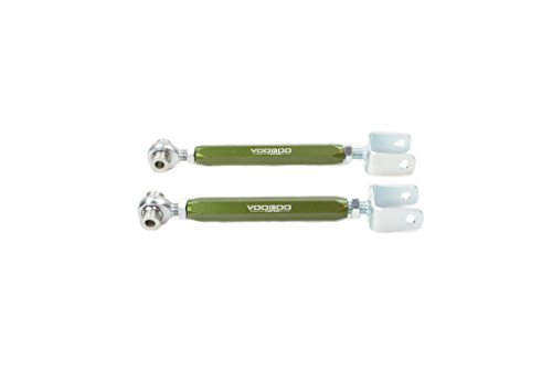 Voodoo 13 RCNS-0300HG Hard Green Rear Camber Arm