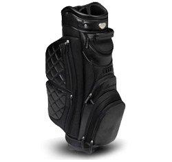 Amazon.com : Burton Verona Las Cart Bag (Black/Black ... on burton golf bag white, burton executive golf bag, burton golf bags men, burton golf bag logo,