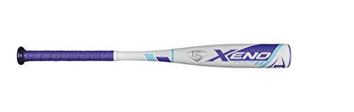Louisville Slugger Xeno TB (-12.5) Fast Pitch Bat, 26 inch/13.5 (Louisville Slugger Composite Fastpitch Bat)