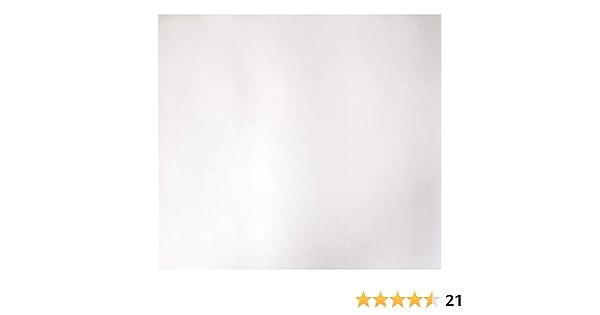 "Springfield Leather Co Clear 16 Gauge Plastic 1//2 Yard 54/"" x 18/"" Sheet"