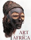 img - for Art of Africa book / textbook / text book