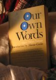 img - for Our Own Words book / textbook / text book