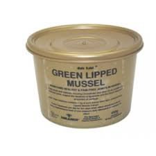 - Gold Label Green Lipped Mussel 450g - Maintains healthy & pain free joints in horses. The ingrediants help lubricate joints, support ligaments & shock absorbing properties of cartilage
