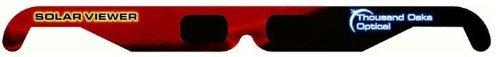Solar Eclipse Glasses (Pack of 10) CE & ISO Certified