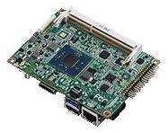 "Advantech MIO-2263, 2.5"" Pico-ITX Embedded Single Board Computer Intel Celeron J1900, DDR3L, 24bit LVDS, VGA, 1GbE, Half-Size Mini-PCIe, 4USB, 2COM, SMBus, mSATA & MIOe"