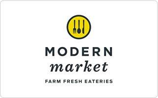 Modern Market Gift Card ($25) ()