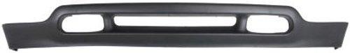 Crash Parts Plus Primed Front Air Dam Deflector Valance Apron for GMC Sierra, Yukon XL GM1092171 (Yukon Valance)