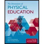 img - for Dimensions of Physical Education (13) by Ciccomascolo, Lori E - Sullivan, Eileen Crowley [Paperback (2011)] book / textbook / text book