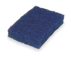 Tough Guy 2NTG9 Scouring Pad, Blue, PK 20 by Tough Guy