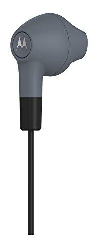 Motorola Earbuds - Kabelgebundenes In-Ear Stereo Kopfhörer - Grau