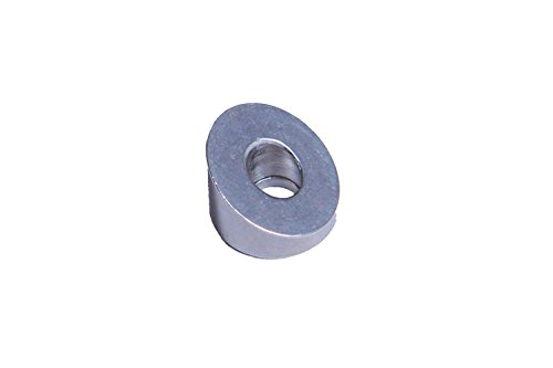 VistaView CableTec Stainless Steel Angled Washers for Stairs for End Fittings for Cable Railing (1/4