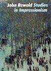 Studies in Impressionism, John Rewald, 0810916177