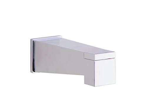 Danze DA606445 Mid-Town Wall Mount Tub Spout with Diverter, Chrome