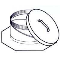 L L Building Products Wc12 Turbine Weather Cap, Steel, 12 by LL Building Products by LL Building Products