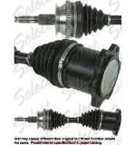 Cardone Select 66-3318 New CV Axle (Drive Axle)
