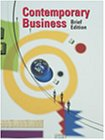 Contemporary Business, Brief Edition with CD and Personal Finance Module