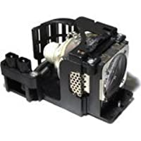 Replacement Lamp with Housing for PROMETHEAN PRM-20AV1 (S) with Philips Bulb Inside