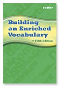 Building an Enriched Vocabulary: Annotated Teacher's Edition:Newly Revised for Grades 9-12