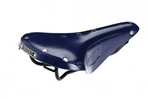 Brooks B17 Trekking bike saddle Gentlemen blue